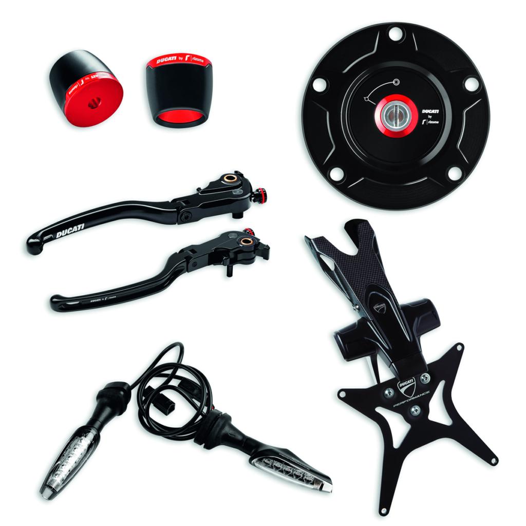 DUCATI Zestaw Sport Pack SBK V2/SF V4
