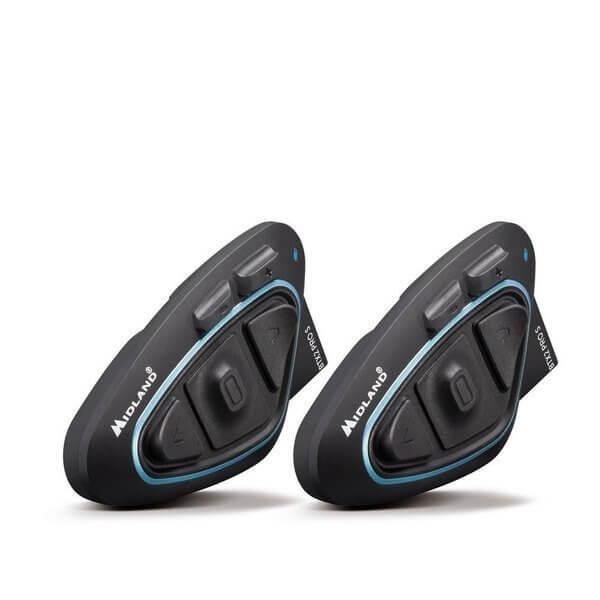 MIDLAND Intercom BTX2 Pro S-Twin Z Radio