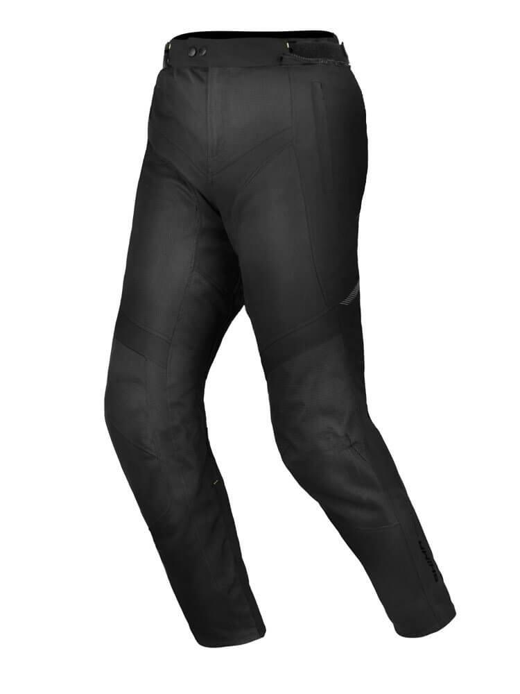SHIMA Spodnie Tekstylne Męskie Jet Black