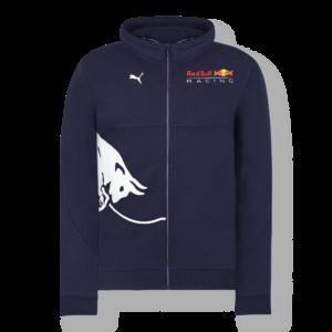 RED BULL Bluza Z Kapturem Apex 2021 Navy