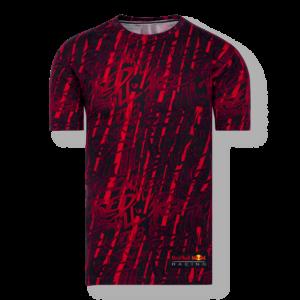 RED BULL T-Shirt Męski Scrawl 2021
